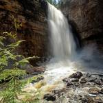 """Miners Falls - Pictured Rocks - Michigan"" by sterk"