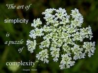 Queen Anne's Lace, Horton quote