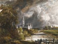 JOHN CONSTABLE, R.A. 1776 - 1837 SALISBURY CATHEDR