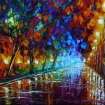 """Street Night"" by alexgallery"