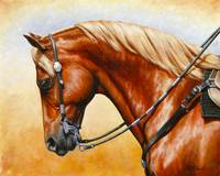 Sorrel Western Pleasure Quarter Horse