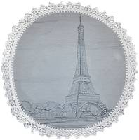 Eiffel Tower Doily