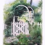 """""""Garden Arch"""" by dostaler"""