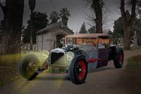 1930 Ford Rat Rod 'Last Rites'