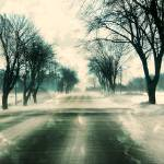 """""""Winter Road"""" by pattifriday"""