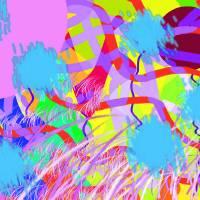3-23-2010FABCDEFGHIJKLMNOPQRTUVWXYZABCDEFG Art Prints & Posters by Walter Paul Bebirian