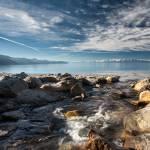 """""""Lake Tahoe - Morning sky"""" by Mun_Sing"""
