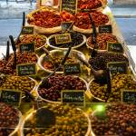 """Olives at Antibes Market"" by awsheffield"