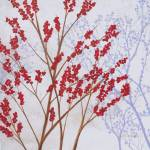 """""""RED BERRIES"""" by HerbDickinson"""