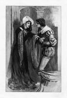 A scene from Oscar Wilde's The Duchess of Padua
