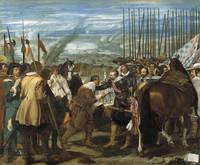 Diego Velazquez, The Surrender of Breda 1635