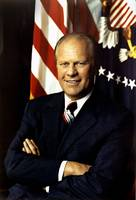 Gerald Ford, President of the United States (1974-