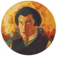 KAZIMIR MALEVICH 1878 - 1935 SELF-­PORTRAIT