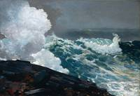 Northeaster by Winslow Homer 1901