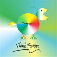 Tommi says Think Positive