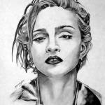 """MADONNA"" by ScottSmith"