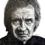 """Johnny Cash"" by ScottSmith"