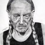 """Willie Nelson"" by ScottSmith"