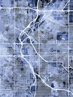 Denver Colorado Street Map