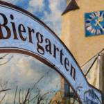 """Biergarten"" by ShirleyRadabaugh"