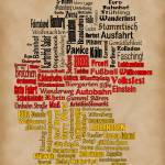"""Germany Map"" by ShirleyRadabaugh"