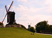 Windmolen luchten