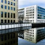 """Reflection in the city of Berlin"" by ItalianPhotos"