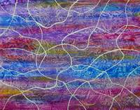 Abstract Painting Entangled