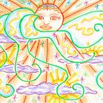 """Sun Venus"" by SandraGouldFord"