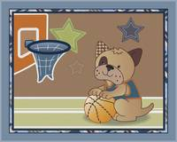 Bow Wow Basketball Dog