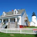 """""""Pemaquid Point Lighthouse"""" by doncon402"""