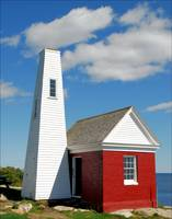 Pemaquid Bellhouse