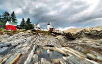 Rocks of Pemaquid