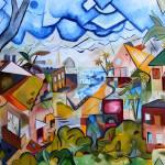 """Morro Bay"" by AlexKube"