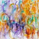 """""""Wondrous Joy"""" by LeslieSaetaFineArt"""
