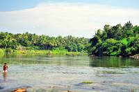Kerala River For Bathing