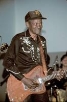 Musician Clarence Gatemouth Brown