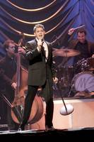 Singer Michael Buble'