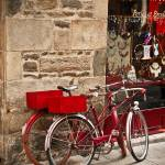 """Bicycles, Dinan ,France"" by mjphoto-graphics"