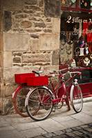 Bicycles, Dinan ,France