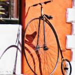 """Vintage Big Wheel Bicycle"" by mjphoto-graphics"