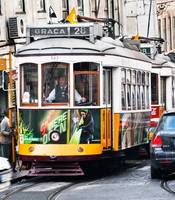 Lisbon Trolley, Portugal