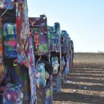"""Cadillac Ranch"" by theparachutist"