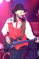 Bassist Les Claypool