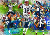 NEW ENGLAND PATRIOTS SUPER BOWL CHAMPION
