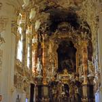 """In the Wieskirche, Upper Bavaria, Germany"" by PriscillaTurner"