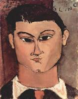 AMEDEO MODIGLIANI, (1824 - 1920), Portrait of Mois