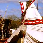 """Indian Teepee"" by dawnanderson"