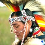 """""""Portrait of an Indian"""" by dawnanderson"""