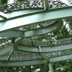 """Spiral architectual element"" by dawnanderson"